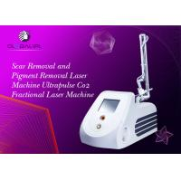 Best 10600nm CO2 Fractional Laser Machine 6 Scan Modes For Wrinkles Removal wholesale
