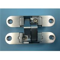 Best Anti Corrosive Right Open 3D Concealed Hinges For Light Wooden Metal Door wholesale