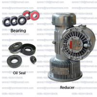 China SC Construction Elevator Spare Parts Reducer Box Worm and Gear Type on sale