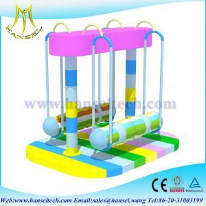 China Hansel hot selling children indoor playarea indoor playground equipment designer uk on sale