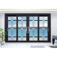 Best Dust Resistant Aluminium Frame Glass Door For Office Conference Room Balcony wholesale