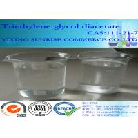 Cheap Triethylene Glycol Diacetate Foundry Chemicals 111-21-7 C10H18O6 For Extraction Agent for sale