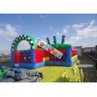 Cheap Kids Inflatable Fun City  for sale