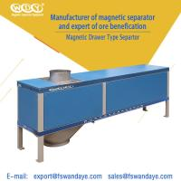 Best 5 - Layer Semi Automatic Drawer Type Magnetic Separator For Grinding Machine wholesale