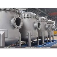 Best Quick Open Stainless Steel Filter Housing , Water Filter Housing For Waste Water wholesale