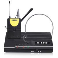 Buy cheap UHF Wireless Microphone #U-8017B product