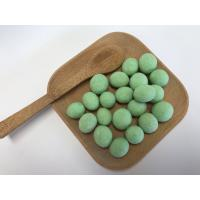 Best Round Shape Coated Wasabi Peanuts Bulk Packing Kosher Certifiacte wholesale