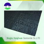 Best 140kN/98kN PP Split Film Woven Geotextile for Road construction 640G wholesale