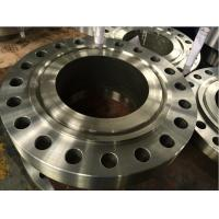 Compact Design Steel Flanges 1/2 Inch - 48 Inch And 150# To 2500# YUHONG