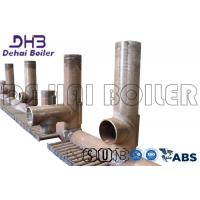 Best Collecting Box Copper Manifold , Boiler Tube Ensuring Uniform Heating wholesale