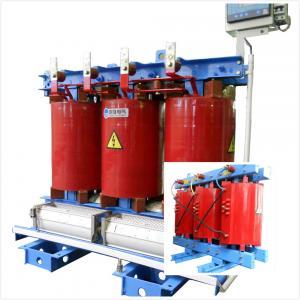 Best 10kV - 500 KVA Step Up Step Down Dry Transformer Railway Inflaming Retarding wholesale