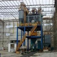 China Dry Mortar Mix Plant with Sand Dryer, Spiral Conveyor, Weighing System and Hoisting Machine on sale