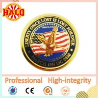 Buy cheap Promotional sports challenge coin custom cheap challenge coins product