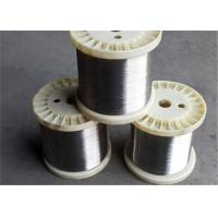 China Soft Hydrogen Stainless Steel Wire For Petroleum / Electronics Industries on sale