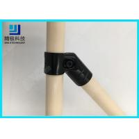 Best 45 Degree Angled Pipe Connector Flexible Pipe Joint For Diy Pipe Rack HJ-9 wholesale