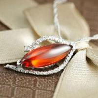 Best Pendant, Made of 925 Sterling Silver with Zircon Materials wholesale