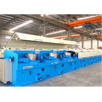 Best High Speed Wire Drawing Machine For  Large Diameter High Strength Steel Wire wholesale