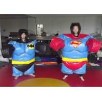 Best Cartoon Characters Sumo Wrestling Suits High Strength PVC With Longer Lifetime wholesale