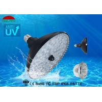 Best Warm white color 12V AC/DC E26 adjustable base 18W PAR56 aluminum swimming LED pool light wholesale