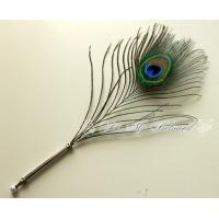 Promotional Custom peacock Feather Pen