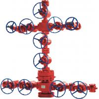 China High Durability Wellhead Valves Christmas Tree Structure Subsea Tree Control on sale