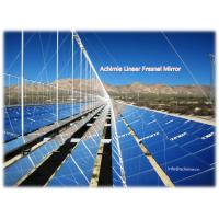 Best Tower / Linear Fresnel Float Glass Solar Mirror For CSP Heliostat wholesale