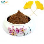 Best Medicinal Ginkgo Biloba Extract Powder Anti Aging Promoting Blood Circulation wholesale