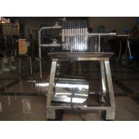 Best Pneumatic diaphragm Perfume Making Machine with Frame Filter For Solid-liquid Separation wholesale