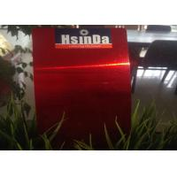 Best High Gloss Candy Red Transparent Powder Coating For Electrical Insulating Varnish wholesale
