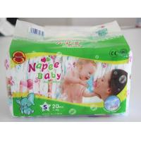 Best baby diaper,PE film with PP tape,USA pulp with Japan SAP wholesale