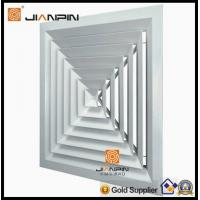China quanlity 4 way square ceiling diffuser for air conditioning on sale