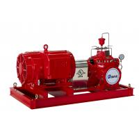Best 250 gpm @ 101PSI Electric Motor Driven Fire Pump With Eaton Cotroller UL/FM NFPA20 wholesale