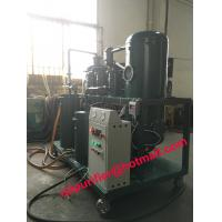China Lubricant Oil Regeneration Device, lube oil purification,oil filtration plant, hydraulic oil purifier decolorization on sale