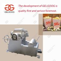 Best Commercial Grain Rice Puffing Equipment Nut Opening Machine for Sale wholesale