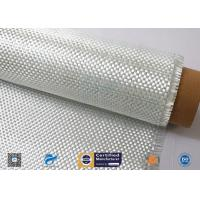 Buy cheap Plain Weave E - Glass Fiberglass Woven Roving Fabric For Auto Parts from wholesalers