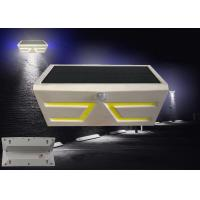 Best COB LED Solar Motion Light , Adjustable Solar Garden Wall Lights ABS Material wholesale