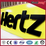 Best Hot Various size custom acrylic led light box/ shadow box frames wholesale wholesale