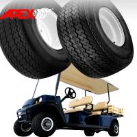 Best Golf Cart Tire for Cushman Vehicle for 18x8.50-8, 215/60-8, 205/65-10, 205/50-10 wholesale