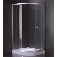 Best Clear Tempered Glass Shower Cabin With 2 Fixed Panel And 2 Sliding Doors wholesale