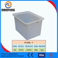 Best large plastic storage containers/turnover box wholesale