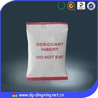China 2Gram Tyvek silica gel desiccant bags on sale