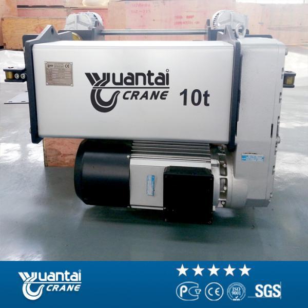 Cheap YUANTAI 2015 new design international standard european electric hoist for sale