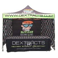 Best Advertising Folding Tent 3x3 Aluminum Structure Wall Tent 2x2 Exhibition Tent wholesale