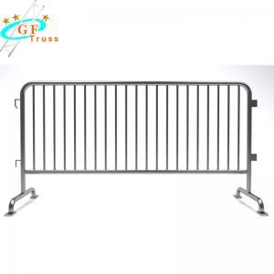 Best Galvanized Iron Crash Temporary Metal 1.2M Road Safety Steel Barrier wholesale