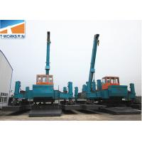 Best High Efficiency Hydraulic Jack In Piling Machine For Precast Concrete Pile wholesale