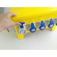 Best Light Three Phase Distribution Box , Over Current Protection Electrical Spider Box wholesale