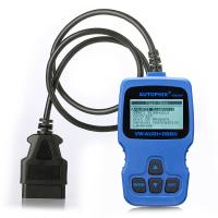 Best Blue E - Scan VAG007 Car Fault Vehicle Code Reader For VW , Audi , Skoda wholesale