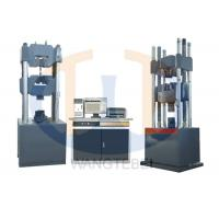 Best Two Screws Adopted Hydraulic 1000KN Universal Testing Machine Of Steel Force wholesale