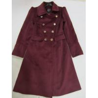 China Womens Fashion Wool Coat  High Quality Womens Brand Clothing in stock on sale