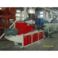 Best CE 37kw Small Diameter Twin Screw Extruder DELTA or CUSTOMIZED wholesale